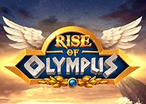 La montée de l'Olympe