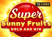 Fruit super ensoleillé
